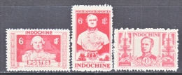 INDOCHINA   230-2    * - Indochina (1889-1945)