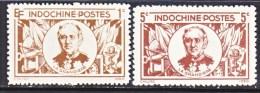 INDOCHINA   243-4     * - Indochina (1889-1945)
