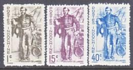 INDOCHINA   259-61     * - Indochina (1889-1945)