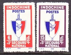 INDOCHINA   B 23-4      * - Indochina (1889-1945)