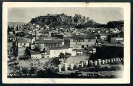 Athen, Acropolis From Theseion, 29.4.937 - Grecia