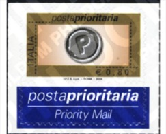 Ref. 217127 * MNH * - ITALY. 2004. PRIORITY MAIL . CORREO PRIORITARIO - 6. 1946-.. Republic