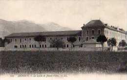 74  ANNECY Lycee De Jeunes Filles - Annecy