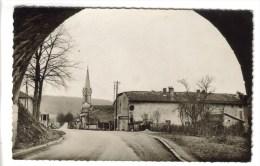 CPSM VECQUEVILLE (Haute Marne) - La Rue Principale - Autres Communes
