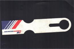Aviation , étiquette à Bagages  AIR INTER . - Étiquettes à Bagages