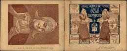 CHOCOLAT - CACAO BENSDORP - Petit Carnet Publicitaire Illustré - SAINT-PETERSBOURG - Voyage - Publicités