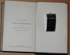 1944 Authorized Daily Prayer Book JEWISH Hebrew & English SIMEON SINGER Sabbath RELIGION & SPIRITUALITY Spiritualité - Judaisme