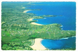 RB 1024 -  Australia New South Wales Postcard -  Aerial View - Kiama From The South - Australie
