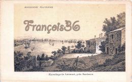 (33) Lormont - Hérmitage - Ancienne Guyenne - Illustration - 2 SCANS - Francia