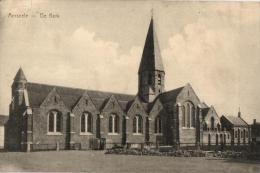 BELGIQUE - FLANDRE OCCIDENTALE - TIELT - AERSEELE - AARSELE - De Kerke. - Tielt