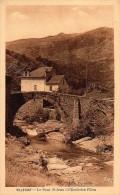 48 VILLEFORT  Le Pont St-Jean -  L'Ecole Des Filles - Villefort