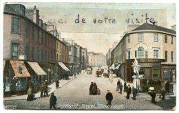 - 2815 - Portland Street, Kilmarnoch, Très Rare, écrite En 1905, To Sydney,  Australia, De L´usure, Scans.t. - Ayrshire