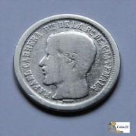 Guatemala - 2 Reales - 1865 - Guatemala