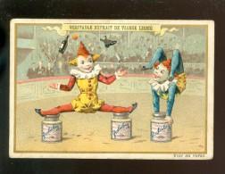 Chromo ( 3968 )   Liebig 212  -  cirque  circo  circus  - Anno 1888