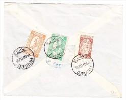 Saudi-Arabien Brief Von Djeddah 19.7.1953 Nach Genf CH - Arabie Saoudite