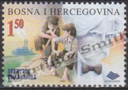 Bosnia Hercegovina - Bosnie 2000 Yvert 328, Mark Twain, Tom Sawyer, Literature - MNH - Bosnia And Herzegovina