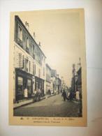 2yfi - CPA N°21 - ARGENTEUIL -  La Rue A.G. Belin - Ancienne Rue De Pontoise - [95] -  Val D´Oise - Argenteuil