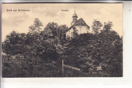 6653 BLIESKASTEL, Kapelle, 1919 - Saarpfalz-Kreis