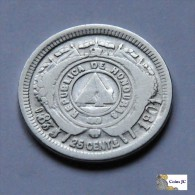 Honduras - 25 Centavos - 1901 - Honduras