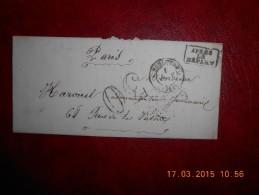 AK_20_lettre De Toulouse - 1849-1876: Période Classique