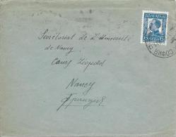 BULGARIA  1931 COVER SOFIA TO FRANCE - Cartas