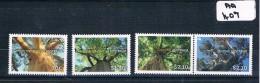Australia  2015 Trees 4val Sheet  Muh AA407 - 2010-... Elizabeth II