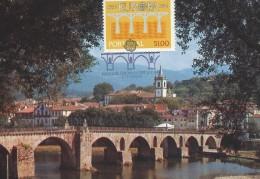 CARTE POSTALE - POSTCARD  - POSTKARTE - BRIEFKAART - CARTOLINA POSTAL - PORTUGAL - PONTE DA BARCA -  VIANA DO CASTELO - Viana Do Castelo