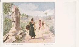 RUINES D'ANGKOR (CAMBODGE) ILLUSTRATION - Cambodge