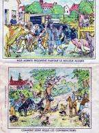 Publicités Menard Spécialités Vétérinaires Thouars - Publicités