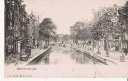 AMSTERDAM  BROUWERSGRACHT - Amsterdam