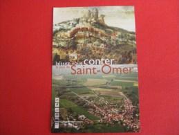 Carte Postale Laissez-vous Conter Saint-Omer - Saint Omer