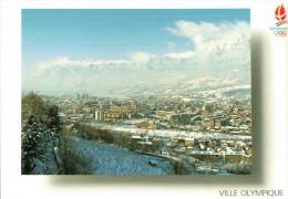 Cpm ALBERTVILLE  Ville Olympique  Savoie. France - Albertville