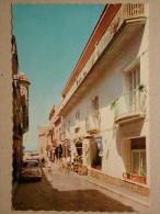 Fiat Seat 600, Hotel Restaurante Casa Nieves, La Escala - Turismo