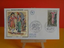 FDC - Histoire De France, Incroyables Merveilleuses - Paris - 7.10.1972 - 1er Jour- Coté 2 € - FDC