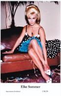 ELKE SOMMER - Film Star Pin Up - Publisher Swiftsure Postcards 2000 - Artiesten