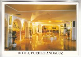 ESPANA Espagne - MARBELLA : Hotel PUEBLO ANDALUZ - Jolie CPSM CPM GF - - Málaga