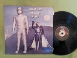 "Ringo Starr""33t Vinyle""Goodnight Vienna""UK - Collectors"