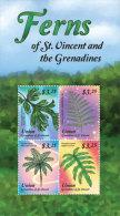 Union Grenadines Of St. Vincent -2015-Plant-Ferns - St.Vincent E Grenadine