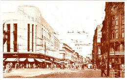 3779.   Northumberland Street - Newcastle On Tyne - FP - 1954 - Small Format - Newcastle-upon-Tyne