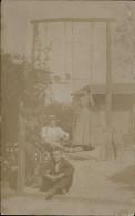 JEUX - BALANCOIRES - Carte Photo - Jeux Et Jouets