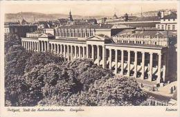 Germany Stuttgart Koenigsbau
