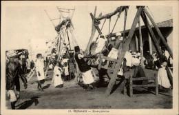 JEUX - BALANCOIRES - DJIBOUTI - Escarpolettes - Jeux Et Jouets