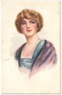 Portrait De Femme - CCM 2008 - 1918 - Illustrators & Photographers