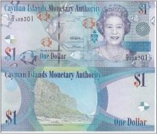 Cayman Islands - 1 Dollar 2010 UNC Ukr-OP