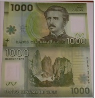 Chile - 1000 Pesos 2012 UNC Ukr-OP - Chile