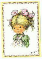 Illustrateur Mary May Petite Fille - Illustrators & Photographers