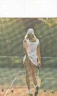 Fesses Nues  D'une Tennismanne - Nus Adultes (< 1960)
