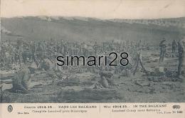 GUERRE 1914-15 - N° 1329 - DANS LES BALKANS - CAMP DE LEMBED PRES SALONIQUE - War 1914-18