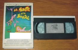 Cassette Vidéo La Honte De La Jungle Dessin Animé Interdit Au - 18 Ans - Cassettes Vidéo VHS