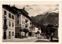 C P S M-C P M---ITALIE---AURONZO--CADORE--M864---albergo  Cadore---voir 2 Scans - Andere Städte